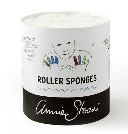 Annie Sloan Sponge Roller Refill Large 4.5 Inches