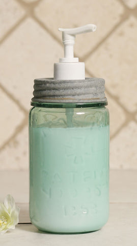 Mason Jar Pint Soap Pump #800-43