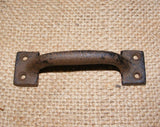 Cast Iron Small Drawer Handle #216