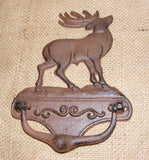 Cast Iron Elk Door Knocker #207