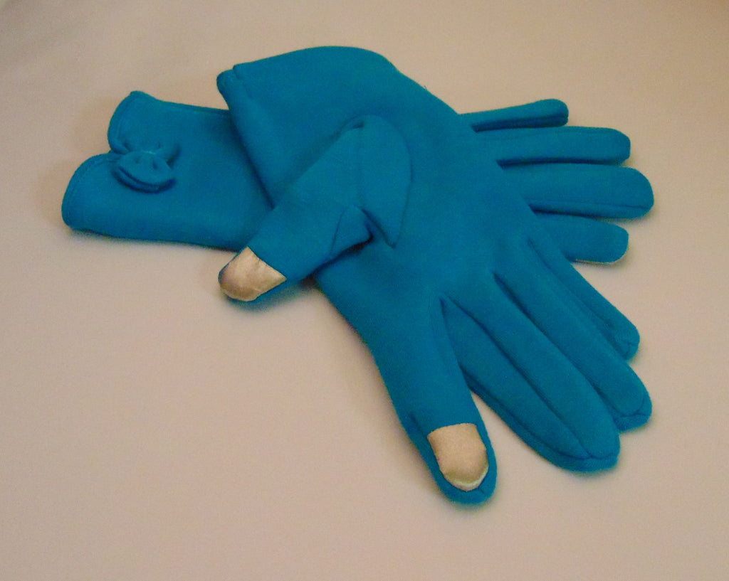 Women's Winter Touch Screen Gloves for Smart Phone Tablet Compatible #AES002