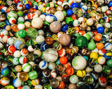 Vintage Marbles Lot of Twenty