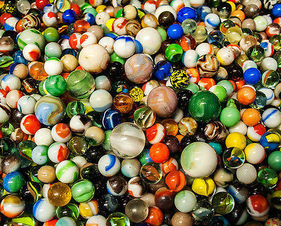 Vintage Marbles Lot Of Twenty Bird S Nest Gifts Amp Antiques