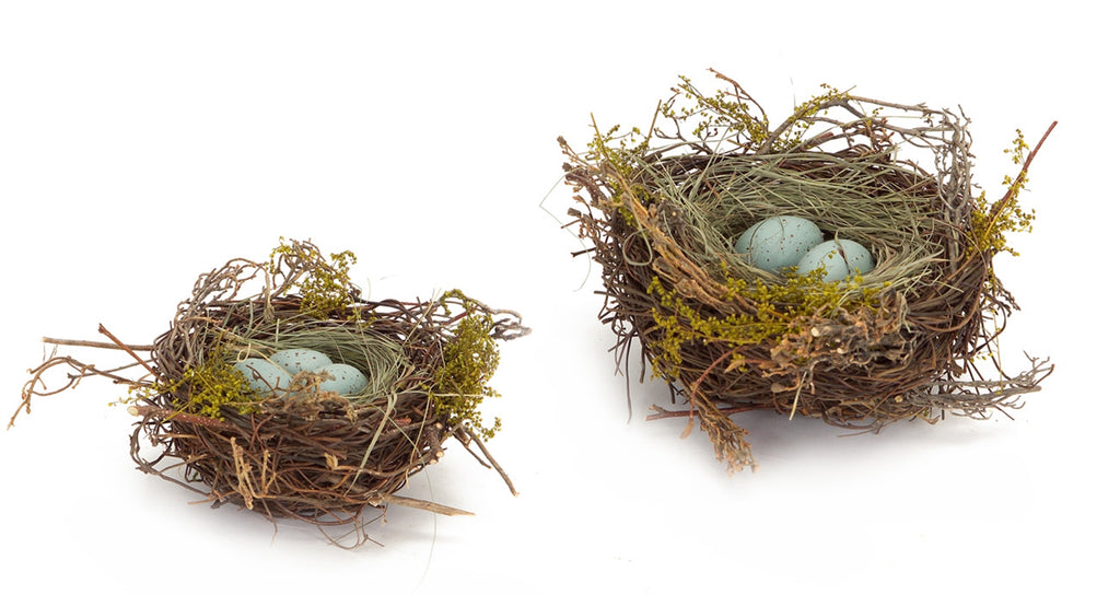 Robin's Nest Set of 2 #117-351