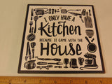 Kitchen Trivet Hot Pad #757