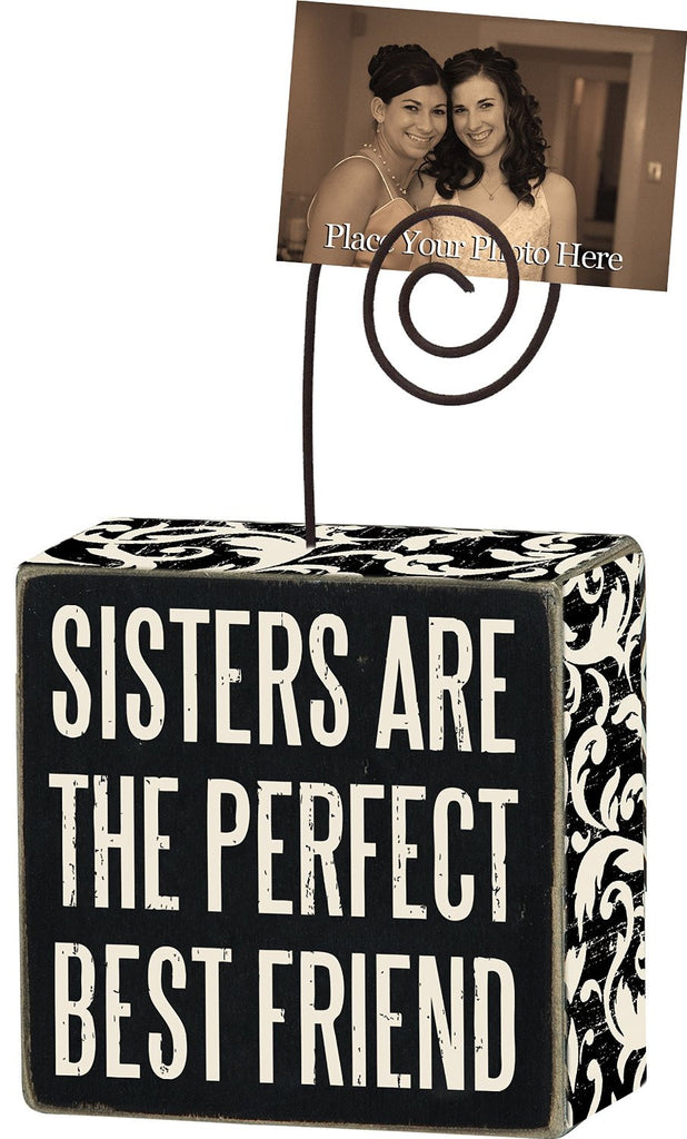 Photo Holder Sisters are the Perfect Best Friend #847