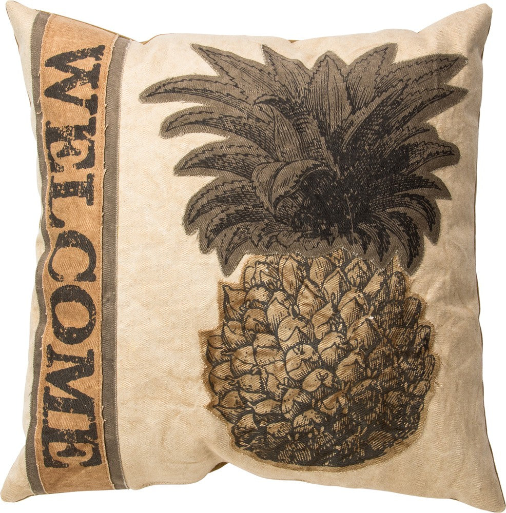 Pillow Pineapple Welcome Home Decor #P-113