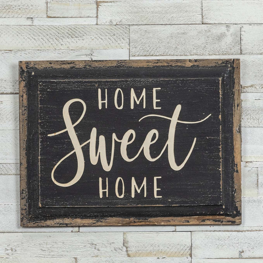 Home Sweet Home Sign #117-348