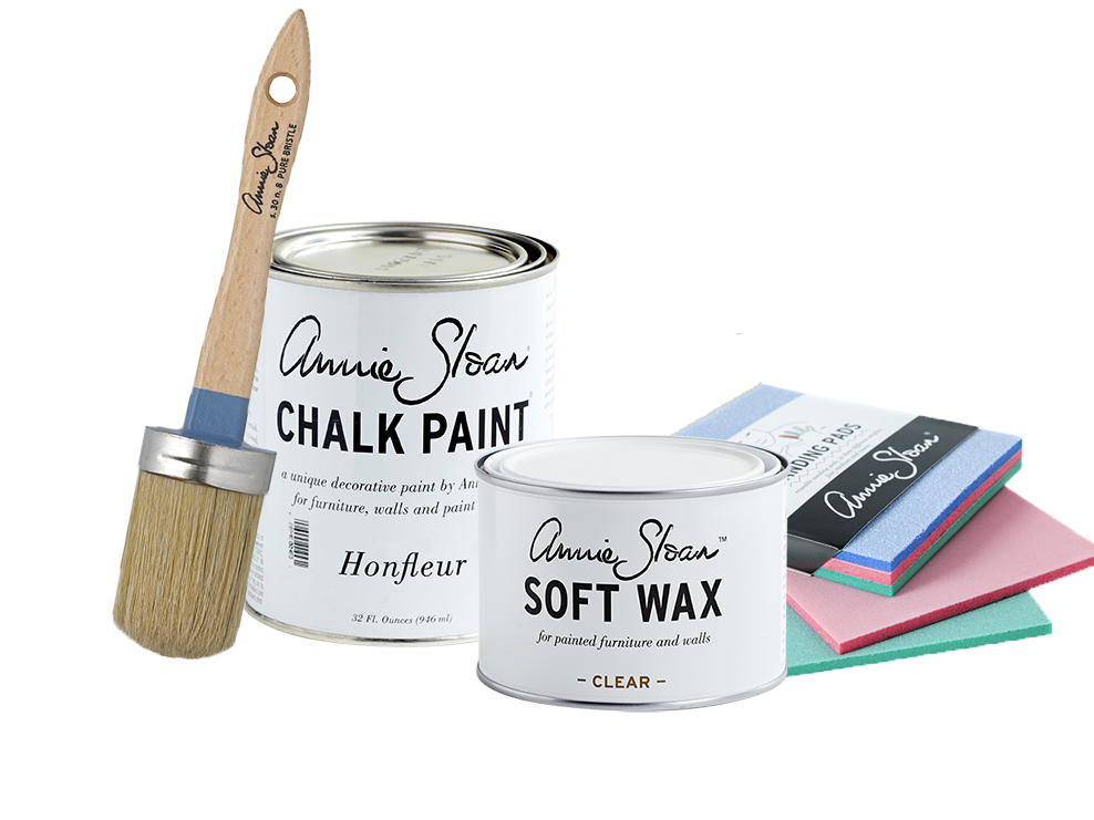 Chalk Paint® by Annie Sloan® Starter Kit- The Basics