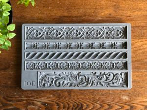 IOD Decor Mould Trimmings 2 by Iron Orchid Designs