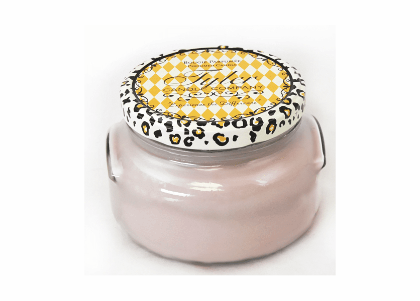 Tyler Candle Co Two Wick Prestige Jar High Maintenance