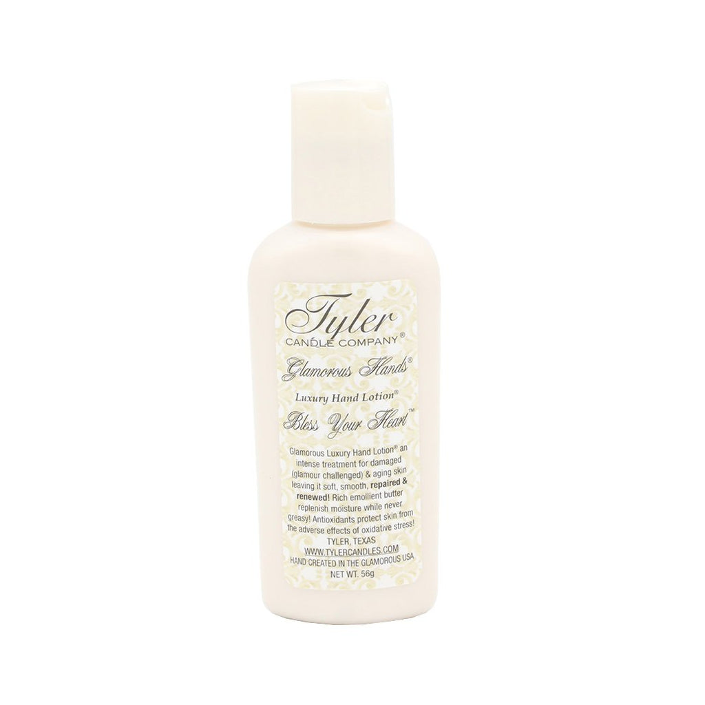 Tyler Candle Co Glamorous Hands Lotion Small 2 oz