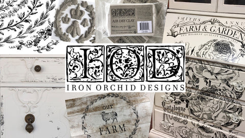 Iron Orchid Designs: 101 Workshop