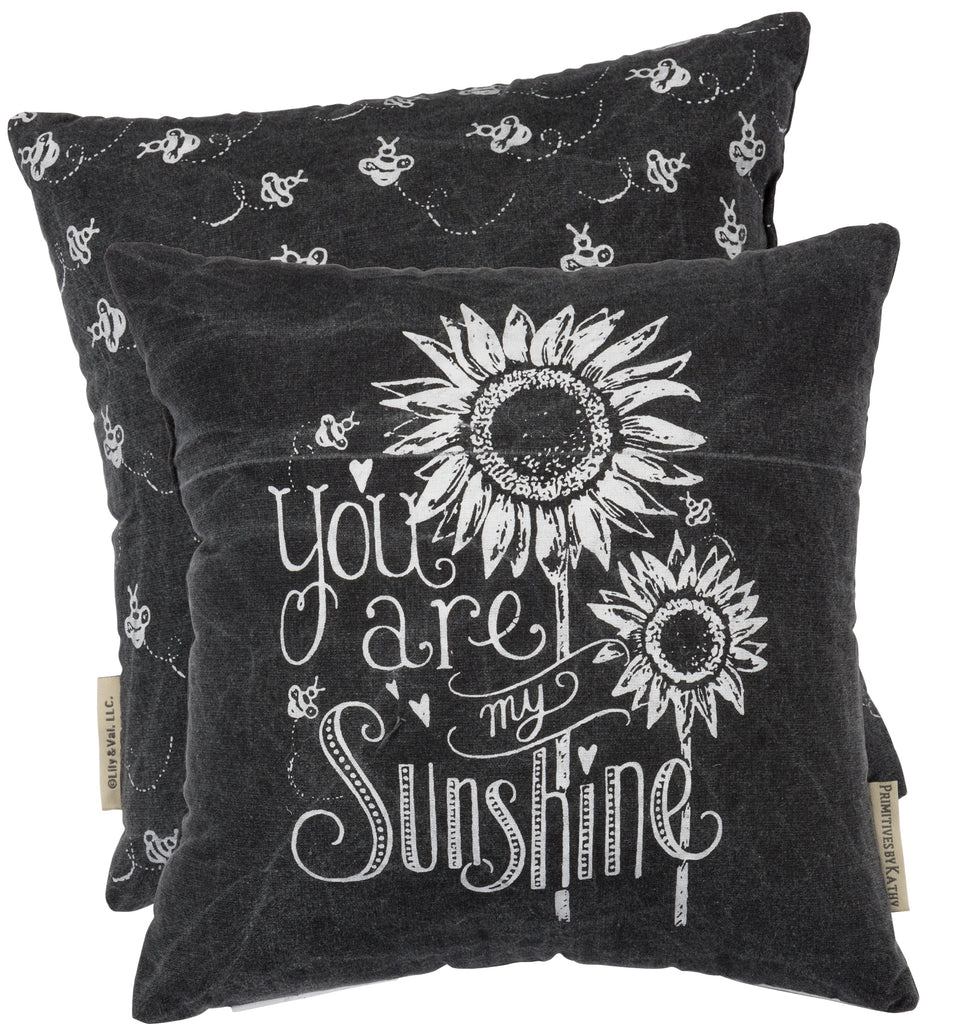 "Pillow ""You Are My Sunshine"" P-117"