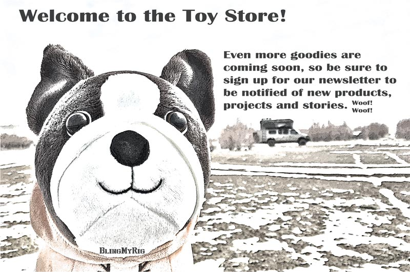 Welcome to the Toy Store!