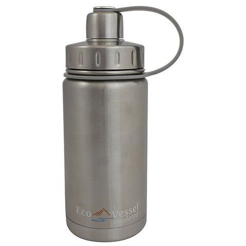 Twist Insulated Stainless Steel Bottle