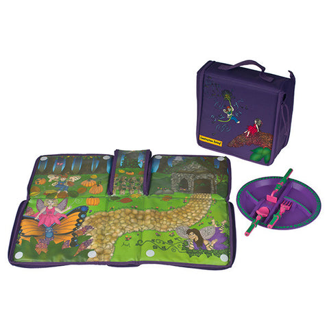 Transforming Lunch Tote Combo Garden Fairy