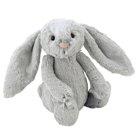 Bashful Bunny Grey Small