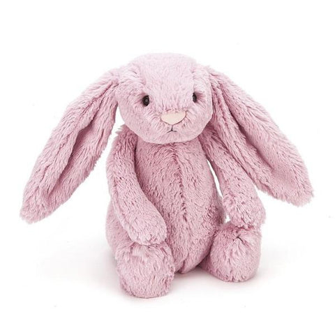 Bashful Pink Tulip Bunny Medium