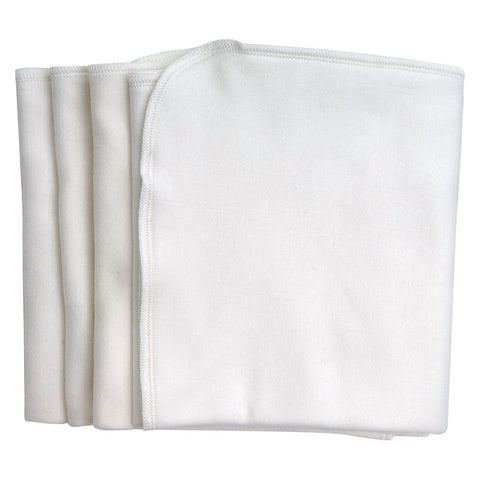 Burp Cloth 4 pack