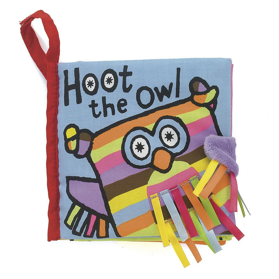 Hoot the Owl Book
