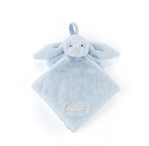 Sleepy Blue Bunny Book