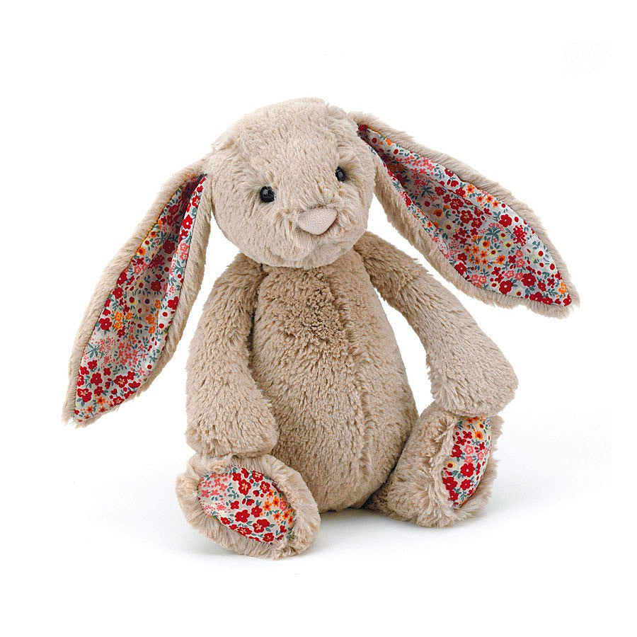 Bashful Bunny Blossom Posy Medium