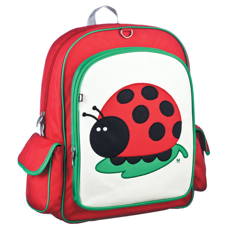 Big Kid Backpack: Juju Ladybug