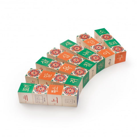 Korean Blocks