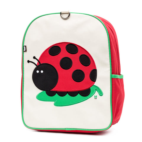 Little Kid Backpack: Juju Ladybug
