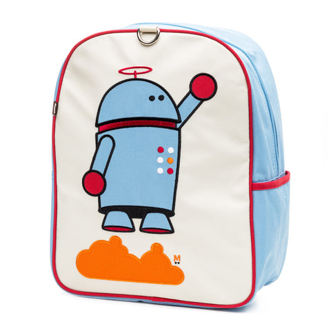 Little Kid Backpack: Alexander Robot
