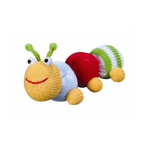 Nibbles The Caterpillar