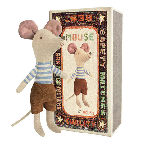 Big Brother Mouse in Box