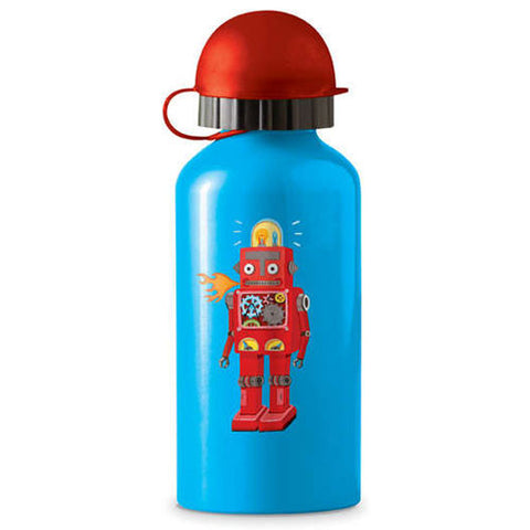 Robot Water Bottle
