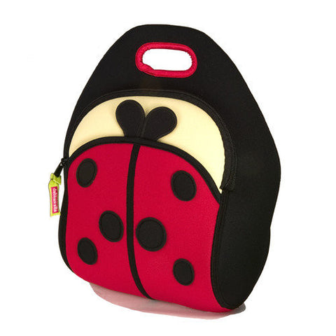 Cute As A Bug Ladybug Lunch Bag