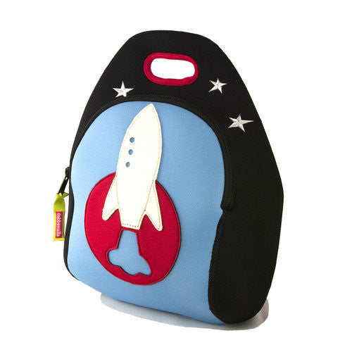Out of This World Rocket Lunch Bag