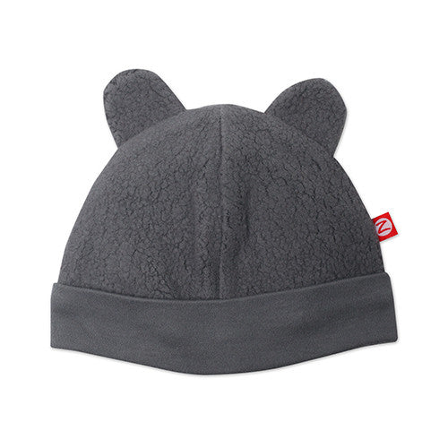 Cozie Fleece Hat - Gray