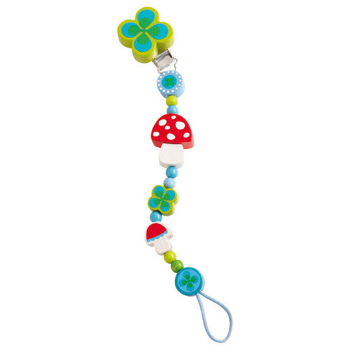 Lucky Charm Pacifier Chain