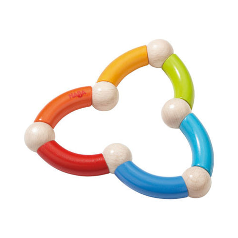 Color Snake Clutching Toy