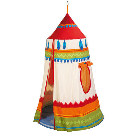 Hanging Tent American Indian