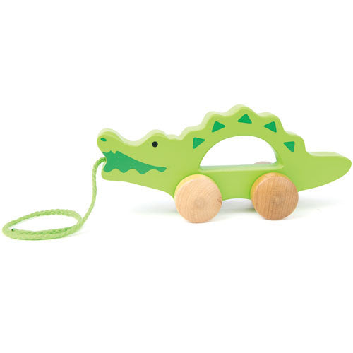 Crocodile Pull Toy from Hape
