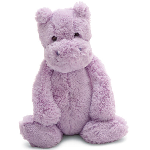 Bashful Lilac Hippo Medium