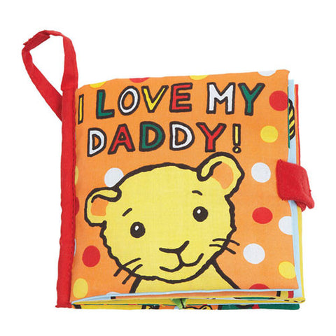 I Love My Daddy Book