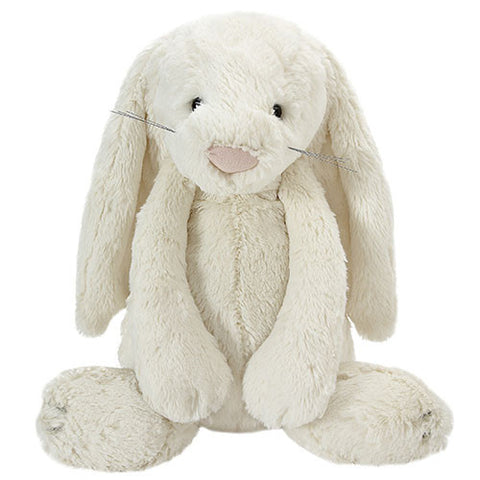 Bashful Bunny Cream Huge
