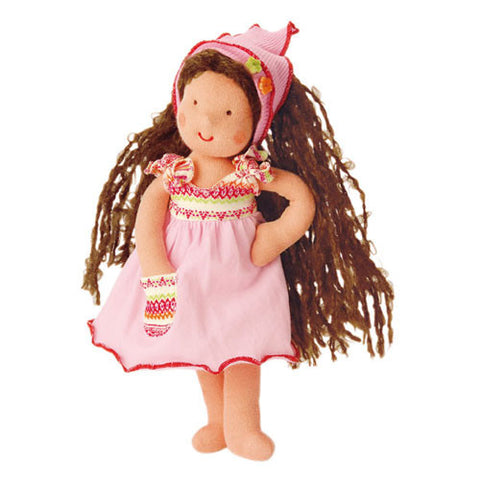 Mini it's Me Brown Hair Doll