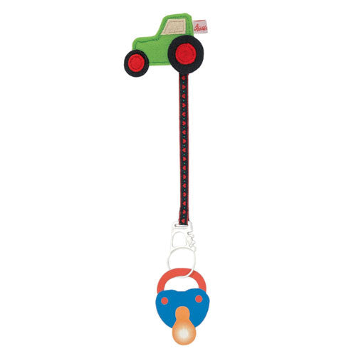 Tractor Pacifier Chain