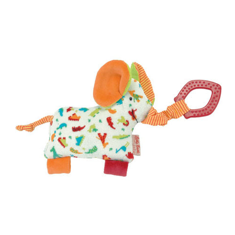 Ikibab Elephant Teething Ring