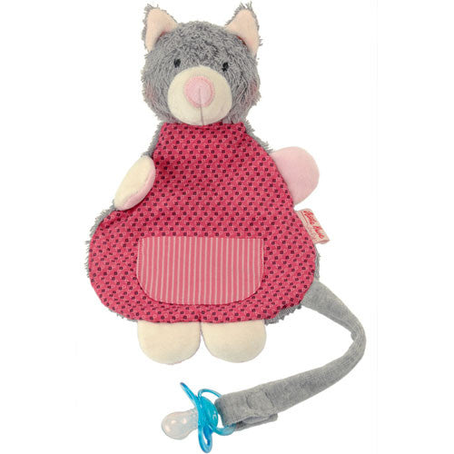 Binky Towel Doll Ginger