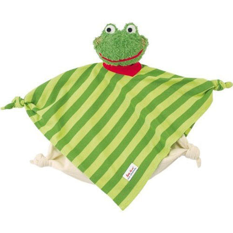 Towel Doll Chopin Frog