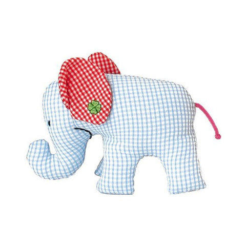 Mini Elephant Blue